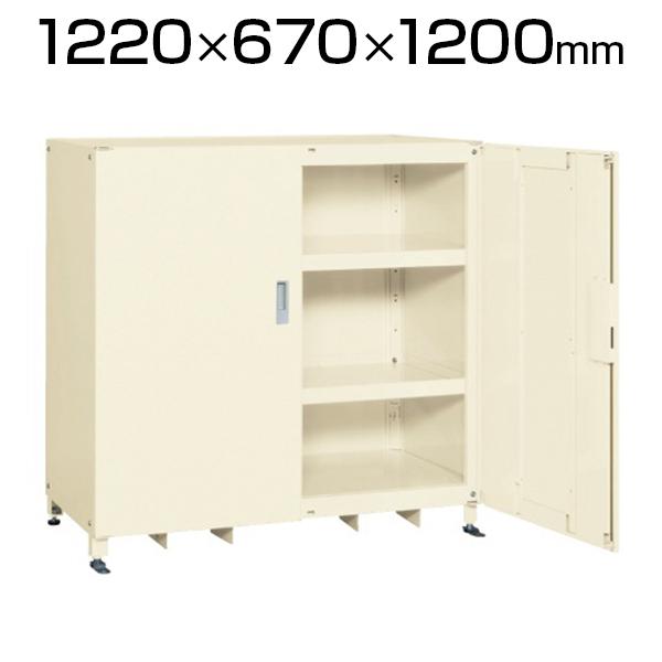 スーパージャンボ保管庫 SKS-126712I 幅1220×奥行670×高さ1200mm 長尺物 楽々収納
