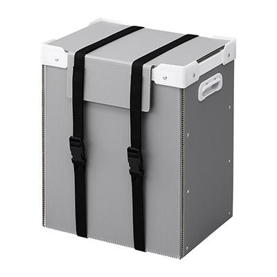 サンワサプライ プラダン製タブレット収納ケース(10台用) W365×D260×H435mm