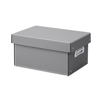サンワサプライ プラダン製スマホ収納ケース(22台用) W345×D240×H175mm
