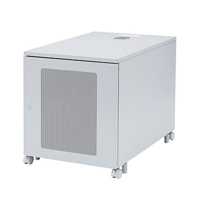 サンワサプライ 19インチマウントボックス(H700・13U) W600×D900×H700mm