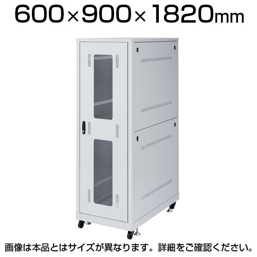 サンワサプライ 19インチサーバーラック(36U) W600×D900×H1820mm