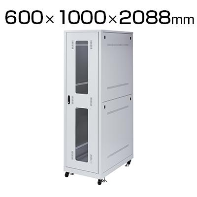最新作 W600×D1000×H2088mm サンワサプライサンワサプライ 19インチサーバーラック(42U) W600×D1000×H2088mm, 老舗醤油屋 とら醤油:3872c01f --- business.personalco5.dominiotemporario.com
