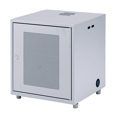サンワサプライ NAS、HDD、ネットワーク機器収納ボックス W450×D420×H508mm