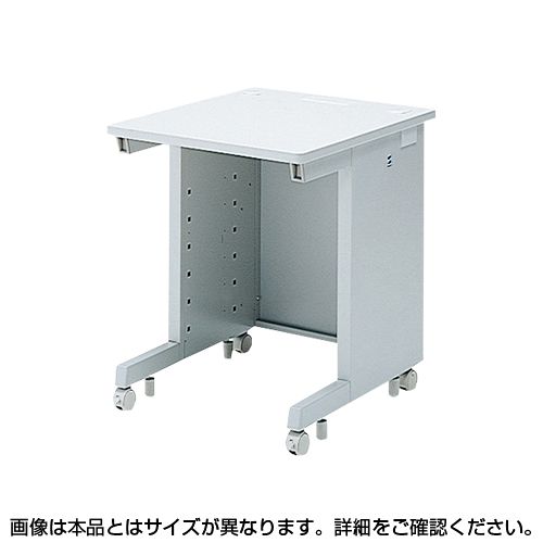 サンワサプライ eデスク Sタイプ 幅600×奥行600mm 高さ選択可能