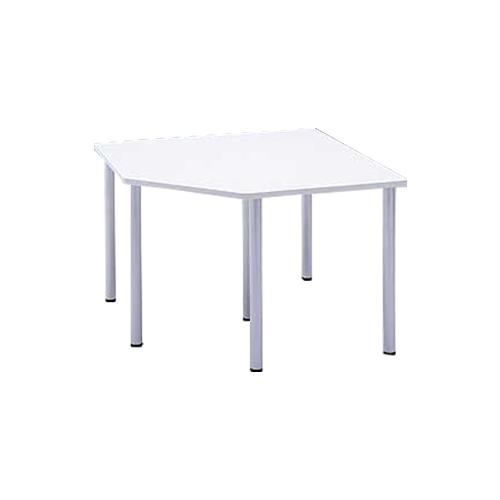 サンワサプライ コーナーテーブル 幅1000×奥行1000mm 高さ選択可能