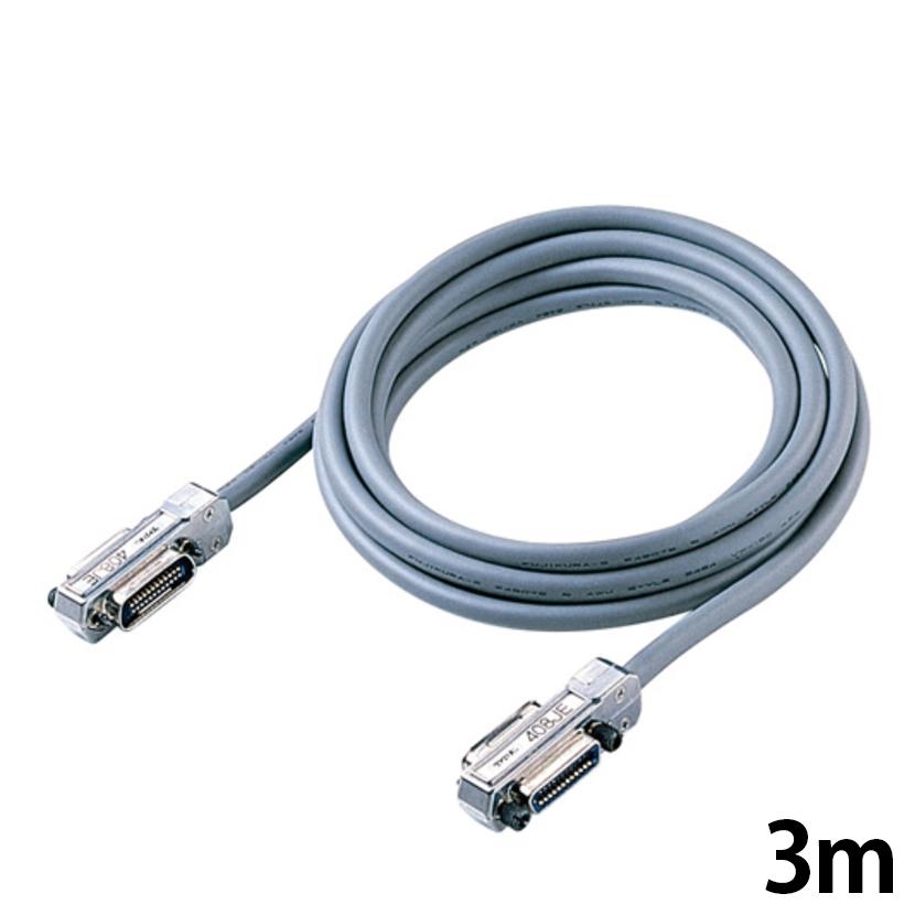 GP-IBケーブル 金メッキピン 3m
