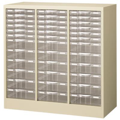 【完成品】【日本製】B4判書類整理ケース床置型 スチール製(プラスチック引出し)B4G-P312Cレターケース B4ケース B4ファイル 文書棚 整理棚 書類収納 引き出し 引出し プラスチック 書類棚 書類ケース