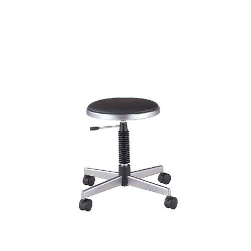 導電チェアー/TD-E24L 【ブラック・ダークブラウン】 事務椅子 オフィスチェアー 学習椅子 勉強椅子 パソコンチェアー デスクチェアー