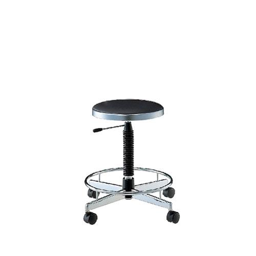 導電チェアー/TD-E25L 【ブラック・ダークブラウン】 事務椅子 オフィスチェアー 学習椅子 勉強椅子 パソコンチェアー デスクチェアー