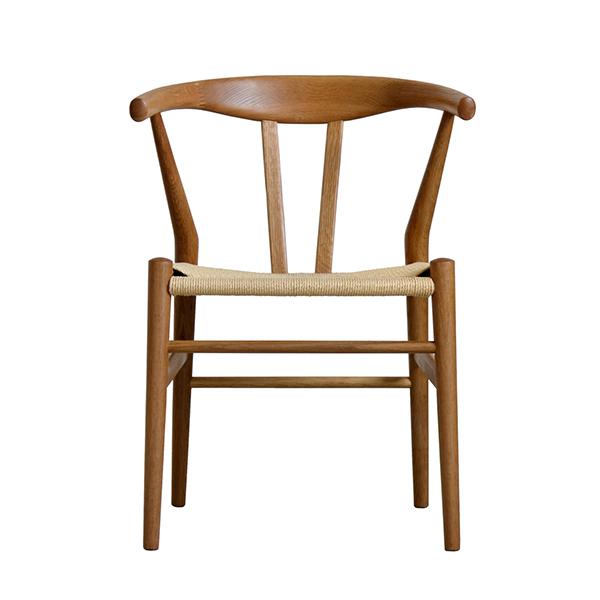 Comfy(コンフィー) Designers Line 北欧ダイニングチェア Reborn Chair (リボーン) オーク材 幅560×奥行520×高さ735mm 座面高さ435mm SK-Reborn-OAK