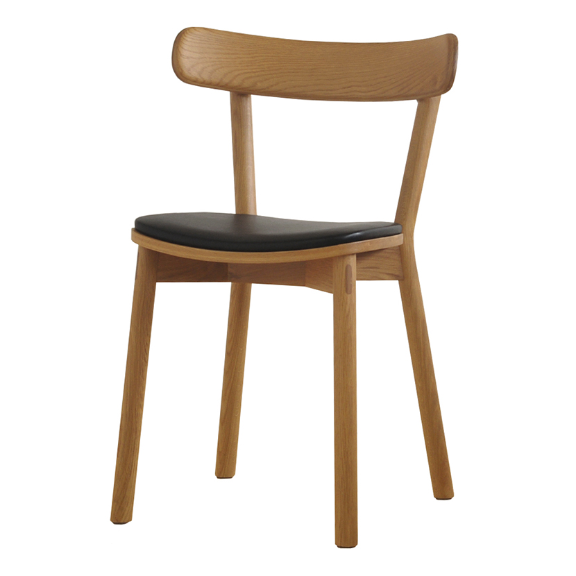 Comfy(コンフィー) Natural Line Imuri Yoda Chair(ヨーダチェア) 幅500×奥行450×高さ770mm シート高440mm 木製イス・椅子 ナチュラル