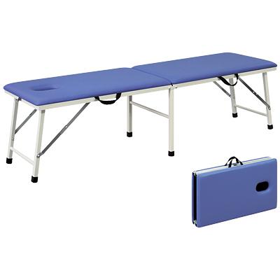 高田ベット サイズ選択可能 ポータブルベット 折りたたみベッド 有孔粉体ムーブ TB-1008U