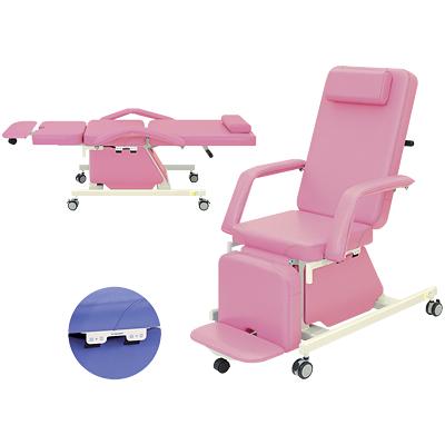 医療 診療 治療用チェアー GS治療チェアー(キャスター付き)/TB-530-01 メディカルチェアー 回復室 休憩室 診察用 イス 椅子 いす エステ 医療 病院 業務用 クイックマッサージ