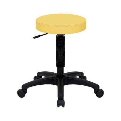 丸イス スツール 回転椅子 ホスピタルハイチェアー ガス昇降機能 キャスター付き 座面が高いタイプ/TB-439-02 丸椅子 病院用 診察用 業務用 家庭用 仕事用 チェアー 施術椅子