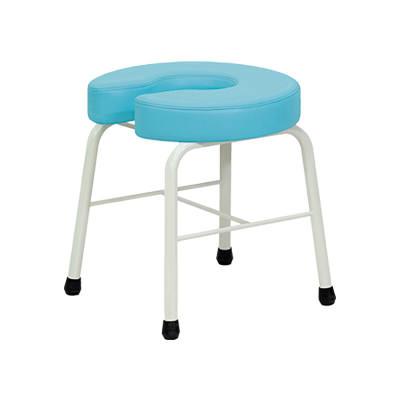 分娩後に最適な 産褥椅子 U型チェアー 局部痛を最大限に緩和します/TB-599 丸椅子 病院用 診察用 業務用 家庭用 仕事用 チェアー 産後 マタニティーチェアー