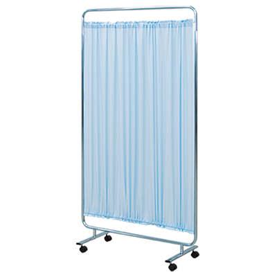 高田ベッド 病院 診察室 スクリーン 衝立 カーテン 仕切り 1連衝立/TB-657