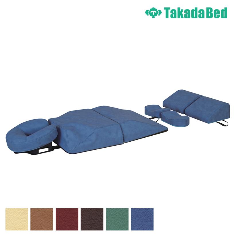 高田ベッド 全身ボディケア用マット 快適設計 人間工学 マッサージ 施術 鍼治療向け TB-1390 プレミアムボディマット