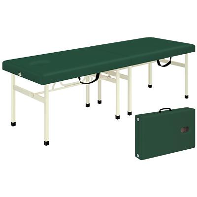 高田ベッド サイズ選択可能 ポータブルベット 折りたたみベッド 有孔スタンダードオリコ/TB-753U