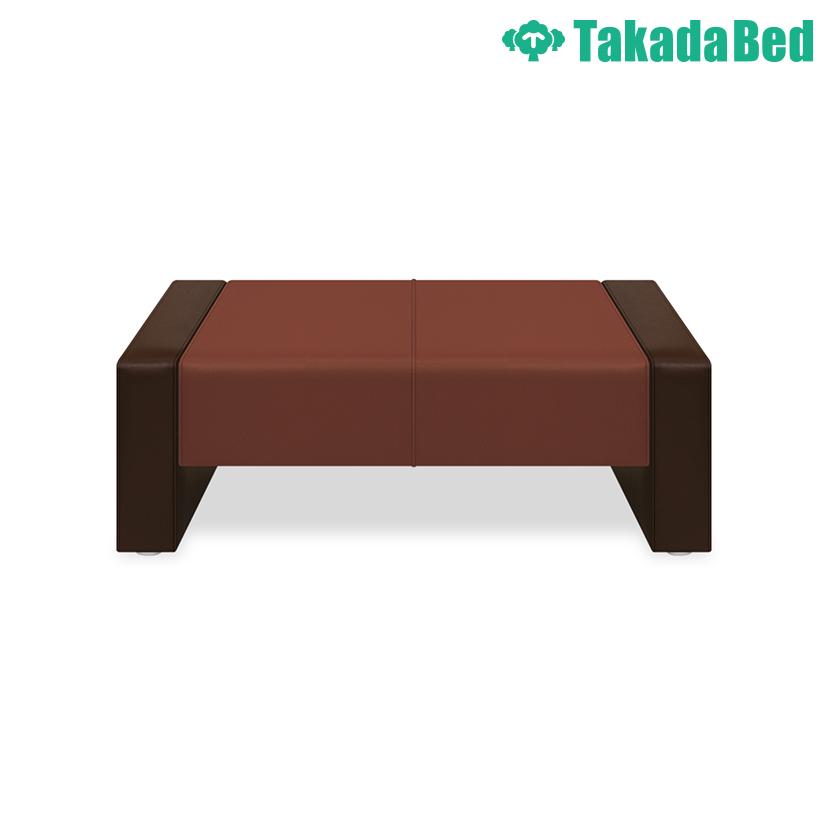 高田ベッド ソファー・チェア TB-833-01 SNピース(01) 下部オープンタイプ シームライン縫製採用 サイズ/カラー(座:18色 両サイド:18色)選択可能
