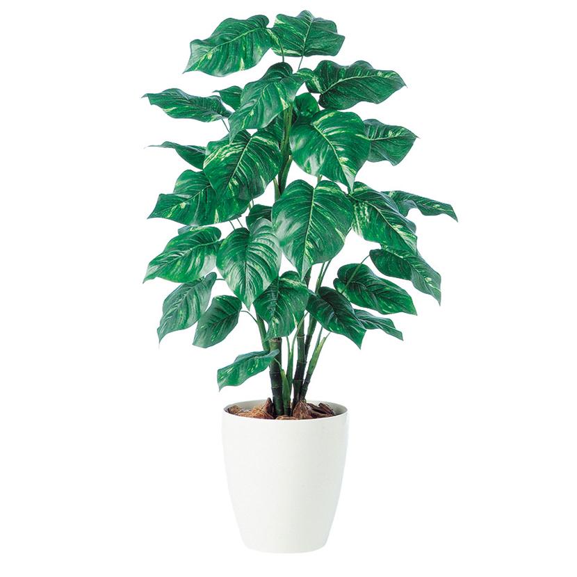 観葉植物 人工 樹木 ポトス R 高さ1100mm Sサイズ 鉢:RP-265