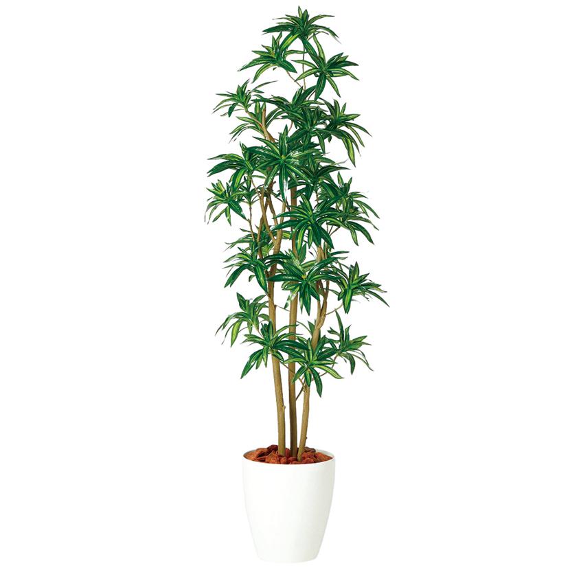 観葉植物 人工 樹木 ソング・オブ・ジャマイカ FST 高さ1500mm Mサイズ 鉢:RP-265