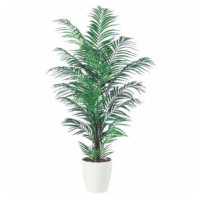 観葉植物 人工 樹木 アレカヤシ 高さ1800mm Lサイズ 鉢:RP-300