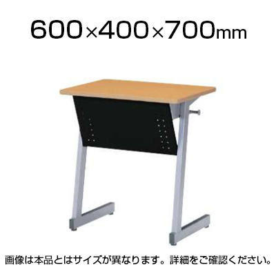 SKAシリーズ 研修・講義用テーブル 幅600×奥行400×高さ700mm