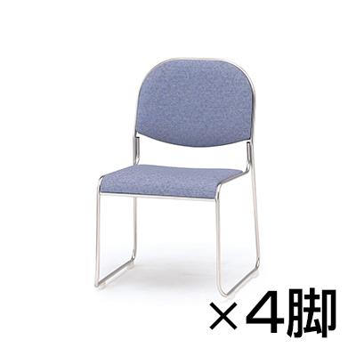 宴会・式場・レセプションチェア4脚セット/TO-RC-30