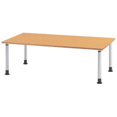 ダイニングテーブル/幅1200×奥750mm アジャスタータイプ/MKT-1275