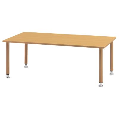 ダイニングテーブル/幅1500×奥750mm 塗装脚タイプ/MYT-1575T