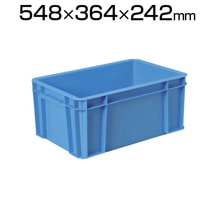 DIC PC型コンテナPC-35 幅548×奥行364×高さ242mm ブルー