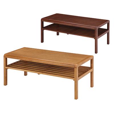 ココア センターテーブル 幅900×奥行450×高さ380mm