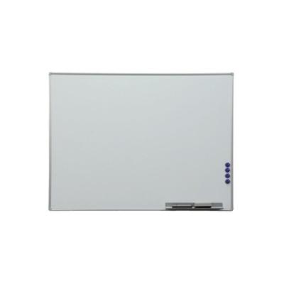 【激安】ホワイトボード 壁掛け 1200×900mm 無地 横型 マグネット対応 アルミ枠 ペントレー、マグネット、マーカー、イレイサー付属 IR-AWB-912 白板 whiteboard 掲示板 1200 900 子供