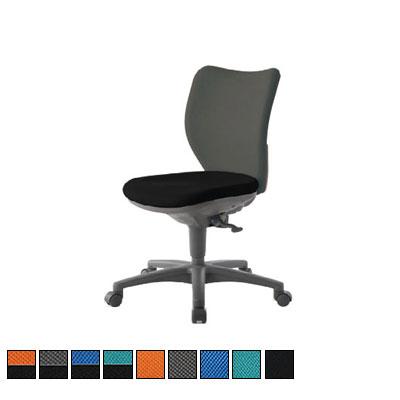 オフィスチェア Bit-X ビットエックス 肘なし 選べるウレタンキャスター 【工具不要】/IC-BIT-X45L0事務椅子 デスクチェア chair 椅子 ワークチェア 事務イス テレワーク チェア リモートワーク 在宅勤務 在宅ワーク SOHO