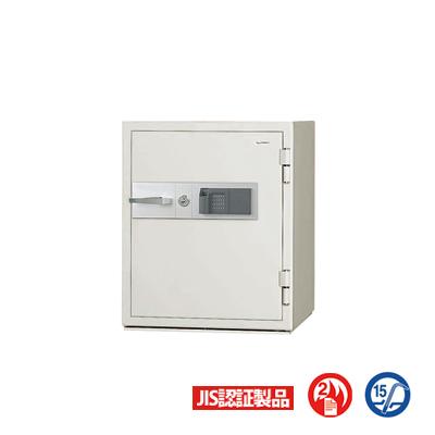 指紋認証式 指紋照合 耐火金庫 内容量/98L 重量/220kg 大型 業務用/KCJ51-2FPE【日本アイ・エス・ケイ】