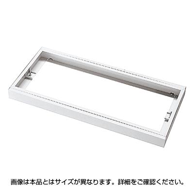 L6 笠木 L6-FH2 W4 ホワイト 幅900×奥行500×高さ100mm