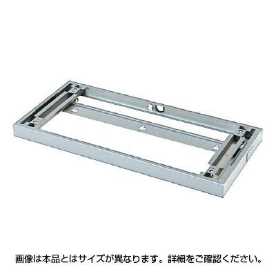 L6 配線ベース L6-L11X M4 シルバー 幅1200×奥行427×高さ50mm