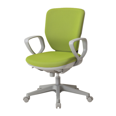 【日本製】 ハイバック オフィスチェア 肘付き アジャストシンクロロッキング マット交換可 布張り パソコンチェア デスクチェア OAチェア 学習イス 学習チェア 学習椅子 いす イス 椅子 国産
