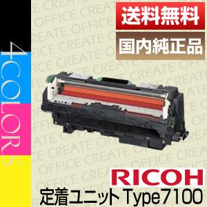 【ポイント20倍プレゼント♪】【送料無料】リコー(RICOH)タイプ7100定着ユニット(純正品)