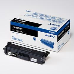 ポイント20倍 ブラザー brother 大容量 トナー カートリッジ TN-493BK ブラック 84GT820K147 国内 純正品