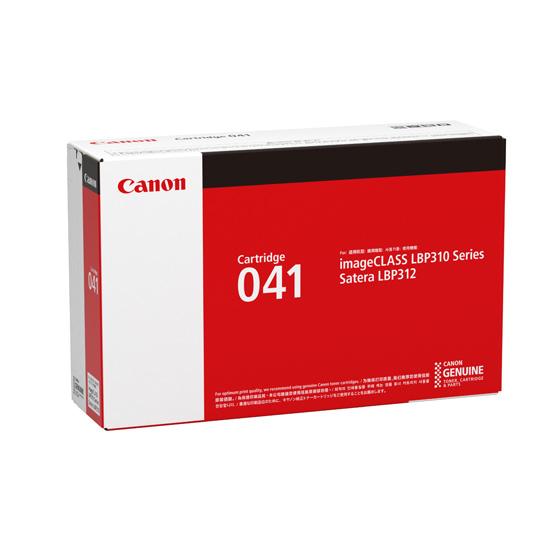 キヤノン Canon トナー カートリッジ041 (CRG-041/cartridge-041) 国内 純正品
