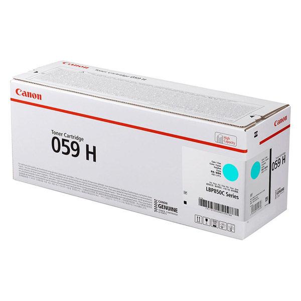 ポイント20倍 キヤノン キャノン Canon トナー カートリッジ 059H C シアン (CRG-059HCYN/Cartridge-059HCYN) 3626C001 国内 純正品