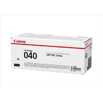 ポイント20倍 キヤノン キャノン Canon トナー カートリッジ040 マゼンタ (CRG-040MAG/cartridge-040MAG) 0456C001 国内 純正品