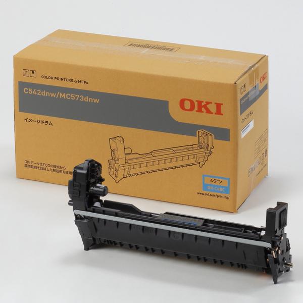 送料無料 ポイント10倍 OKI 沖 絶品 データ DR-C4BC ドラム イメージ 国内 毎日続々入荷 シアン 純正品
