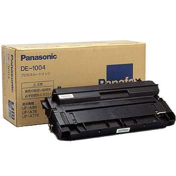 ポイント20倍パナソニック(Panasonic) DE-1004 プロセスカートリッジ国内純正品