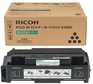 ポイント20倍 リコー RICOH IPSiO SP ECトナーカートリッジ 6100H 環境貢献トナー 308678 国内 純正品