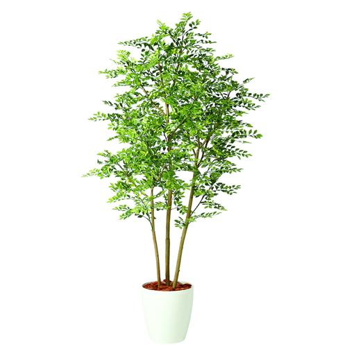 送料無料【ゴールデンリーフ FST RP鉢タイプ】W80cm×H180cmフェイクグリーン 人工観葉植物 インテリアグリーン オフィスグリーン 人工樹木 造花ゴールデンリーフ