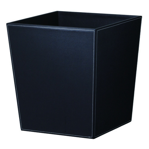送料無料【器 レザー・プランター L】(ブラック:BK)適応鉢:懸崖11号/RP-300鉢カバー