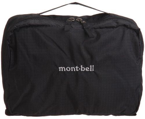 モンベル トラベルキットパック L 1123672 BK 注目ブランド 贈答品