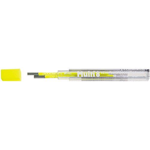Pentel's 新作多数 fluorescent holder 毎日激安特売で 営業中です multi 8 2.0 mm yellow CH2F-G ぺんてる 蛍光イエロー 単価105円 蛍光替芯 マルチ8専用 2.0mm 送料無料 CH2F-G 480セット
